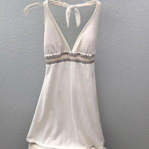 Halter Dress Cover Up